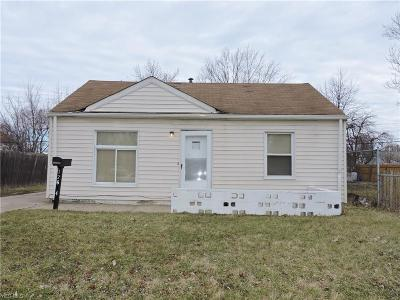 Cleveland Single Family Home For Sale: 12604 Firsby Ave