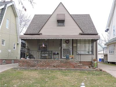 Cleveland Single Family Home For Sale: 10312 Dale Ave