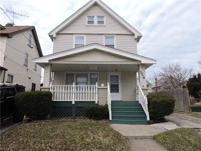 Cleveland Single Family Home For Sale: 3376 West 91st St