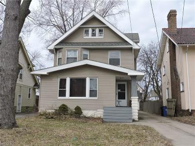 Cleveland Single Family Home For Sale: 3290 West 95th St