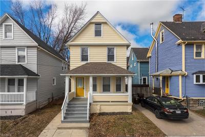 Single Family Home For Sale: 1658 West 69th St