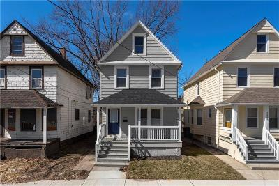 Single Family Home For Sale: 1662 West 69th St