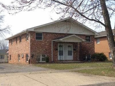 Girard Multi Family Home For Sale: 936 Highland