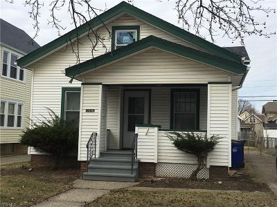 Cleveland Single Family Home For Sale: 3696 West 135th St