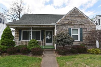Vienna Single Family Home For Sale: 4109 9th Avenue