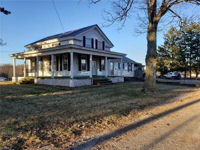 Single Family Home For Sale: 208 N State Street