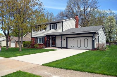 Seven Hills Single Family Home For Sale: 5853 North Crossview Rd