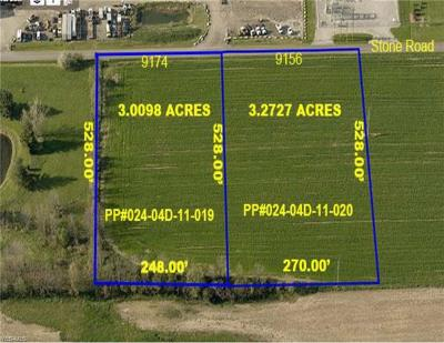 Litchfield Residential Lots & Land For Sale: 9156 Stone Rd