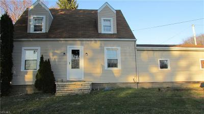 East Liverpool Single Family Home For Sale: 16856 State Route 267