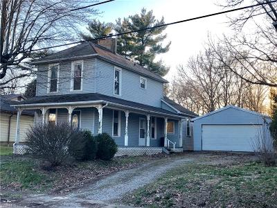 Zanesville Single Family Home For Sale: 1323 Lake Dr