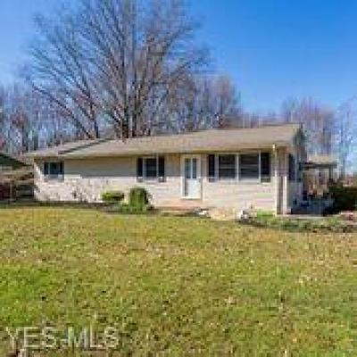 North Ridgeville Single Family Home For Sale: 36184 Shaw Dr
