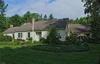 Chagrin Falls Single Family Home For Sale: 25 Garden Park Dr