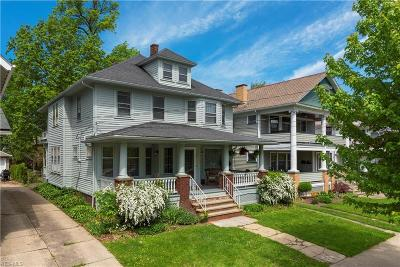 Lakewood Multi Family Home Active Under Contract: 1234 Marlowe Avenue