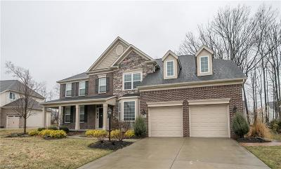 Twinsburg Single Family Home Active Under Contract: 9411 Grace Drive