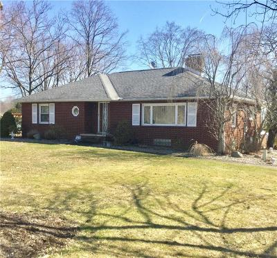 Warren Single Family Home For Sale: 1358 North Rd Northeast