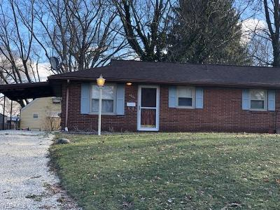 Canton Multi Family Home For Sale: 4502 Paige Ave