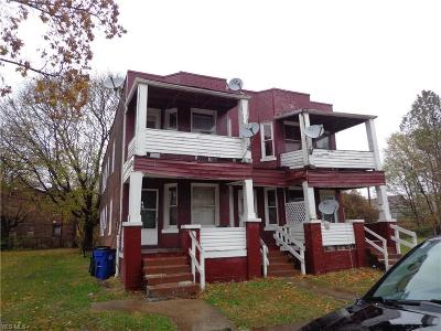 Cleveland Multi Family Home For Sale: 13517 Woodworth Road