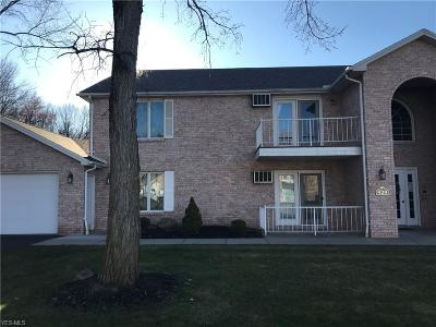 Boardman OH Condo/Townhouse For Sale: $75,000