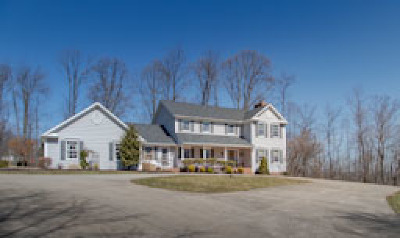 Wadsworth Single Family Home For Sale: 2495 Wall Rd