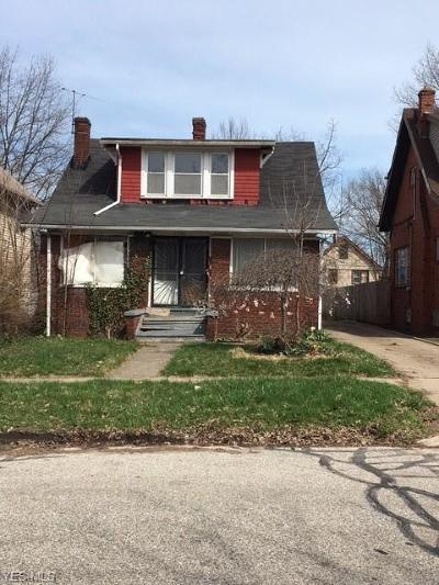 Cleveland Multi Family Home For Sale: 10505 Rosehill Ave