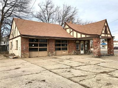 Conneaut Commercial For Sale: 398 Main St