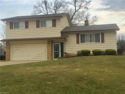 Strongsville Single Family Home Contingent: 18195 Strongsville Blvd