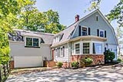 Bay Village Single Family Home Active Under Contract: 26534 Lake Road