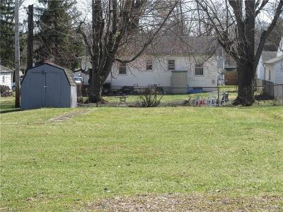 Muskingum County Residential Lots & Land For Sale: 822 Leonard Ave