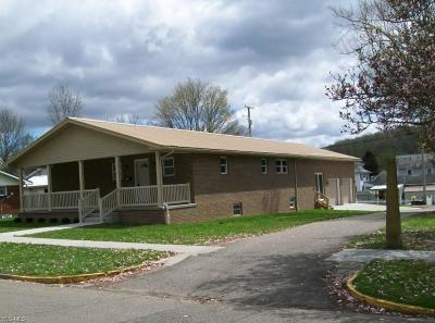 McConnelsville Single Family Home For Sale: 170 East Union Ave