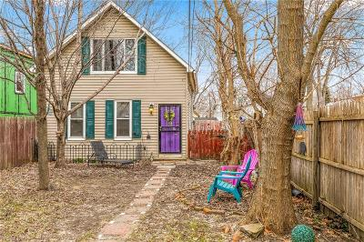 Cleveland Single Family Home For Sale: 2479 Tremont Ave