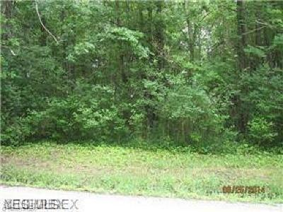 Ashtabula Residential Lots & Land For Sale: Vl Brianna Ct
