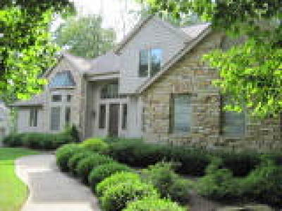 Chagrin Falls Single Family Home For Sale: 17370 Red Fox Trail
