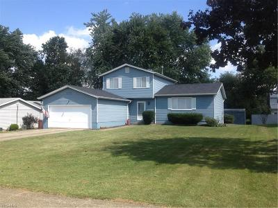 Copley Single Family Home For Sale: 1177 Kirkwall Dr