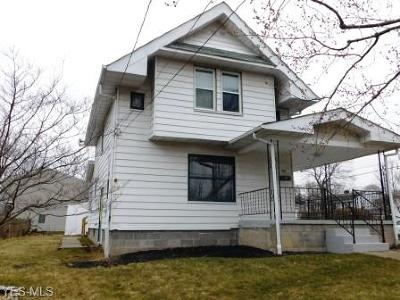 Girard Single Family Home For Sale: 552 East Prospect St