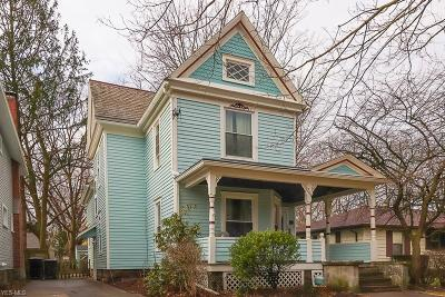 Elyria Single Family Home For Sale: 245 Columbus St