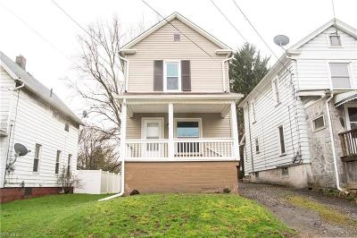 Struthers Single Family Home For Sale: 42 Spring St