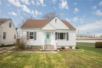 Single Family Home Contingent: 218 Moore Rd