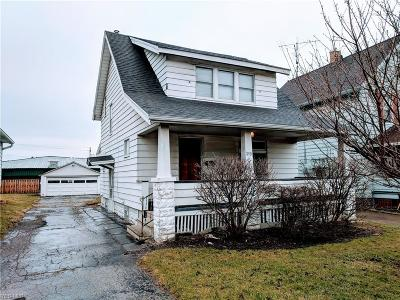 Girard Single Family Home For Sale: 29 Townsend Ave