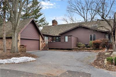 Canton Condo/Townhouse For Sale: 6131 Cedar Ln Northwest