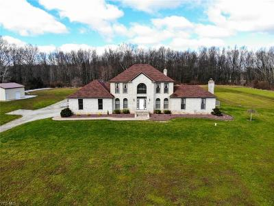 Mahoning County Single Family Home For Sale: 2690 Rosemont Rd