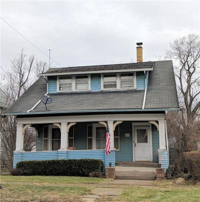 Ashland County Single Family Home Active Under Contract: 506 W Main Street