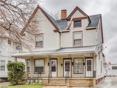 Lakewood Multi Family Home For Sale: 1631 Newman Ave