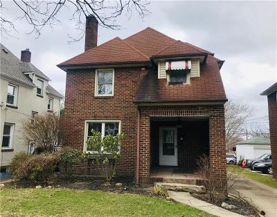 Mcdonald Single Family Home For Sale: 351 Illinois Avenue