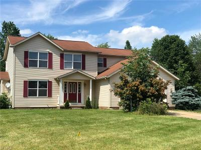 Wadsworth Single Family Home For Sale: 192 Patrick John Dr