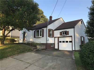 East Liverpool Multi Family Home For Sale: 1212 Maine Blvd, 1069 Ambrose Blvd