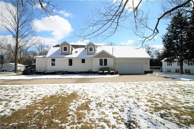 Copley Single Family Home Contingent: 1567 Jacoby Rd