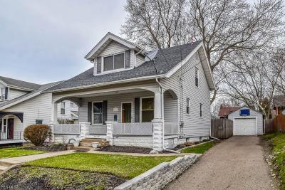 Massillon Single Family Home For Sale: 242 State Ave Northeast