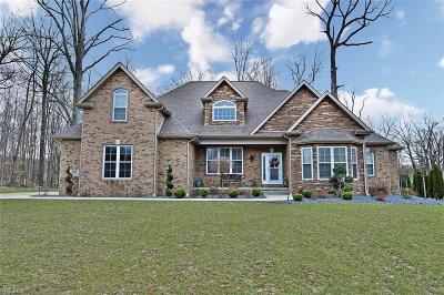 Warren Single Family Home For Sale: 206 Howland Terrace