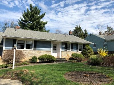 Chagrin Falls Single Family Home For Sale: 218 North Main St
