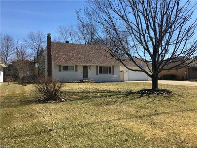 Brunswick Single Family Home For Sale: 1275 Blueberry Hill Dr